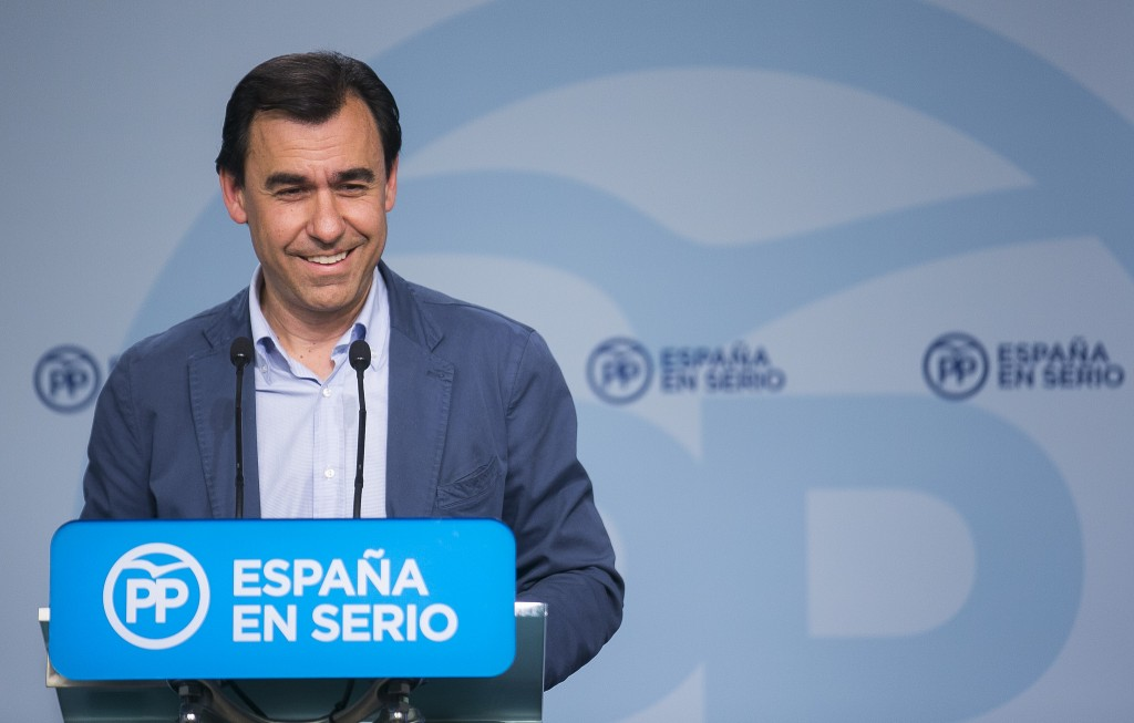Fernando Martínez Maíllo, vicesecretario de Organización y Electoral