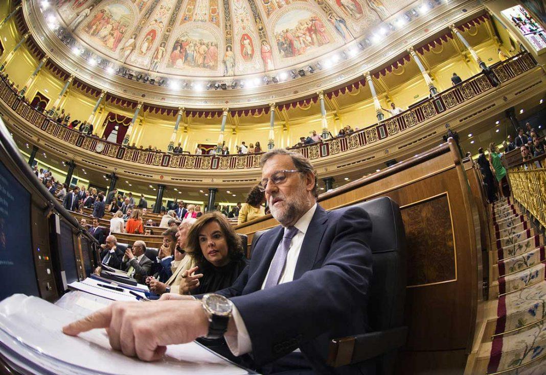 Rajoy Congreso Diputados