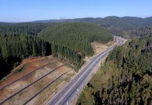 Sacyr Concesiones autopista Concepcion