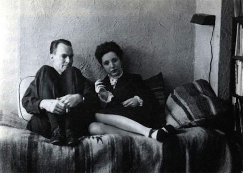 Henry Miller y Anaïs Nin.