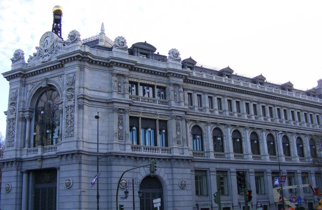 Banco-de-Espana-Madrid