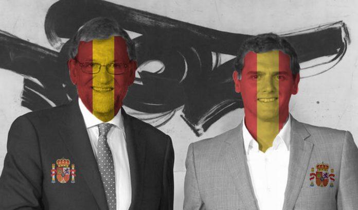 Rajoy-Rivera-Patriotas