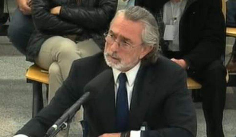 Correa: «Génova era mi casa»