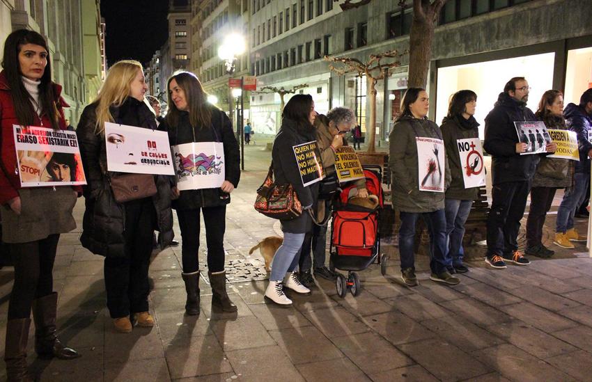 Amnistía Internacional denuncia los recortes en la lucha contra la violencia machista en España