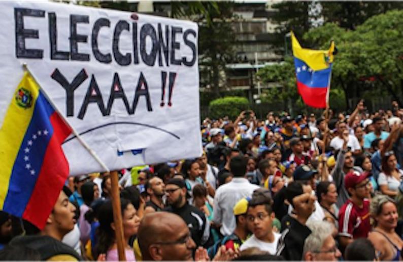 Resultado de imagen para venezuela hoy