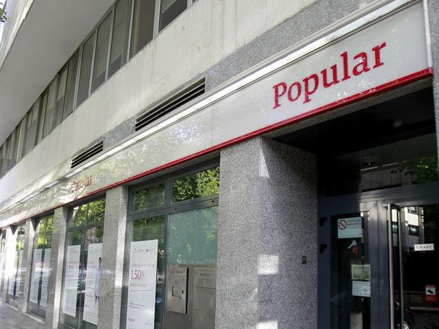 Un 70% de la plantilla del Popular se irá a la calle en la ...
