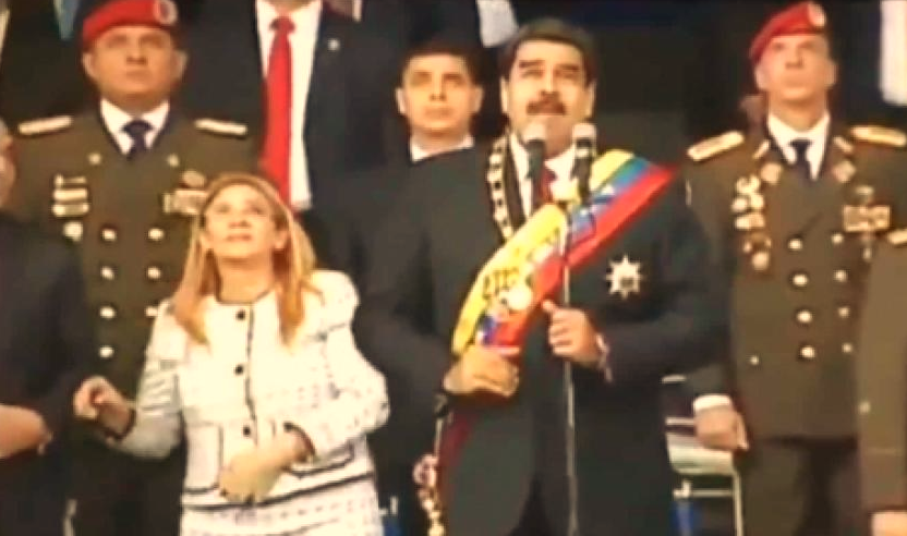 Juan M. Santos rechaza cualquier vínculo con el atentado contra Maduro