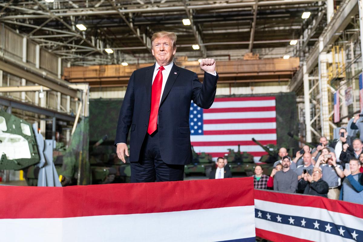 Trump puede ser responsabilizado sin juicio político — Pelosi