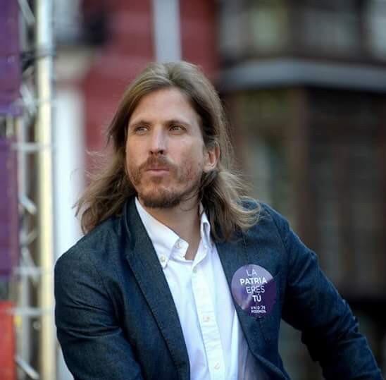 Pablo Fernández, portavoz nacional de Podemos habla para Diario16 sobre la subida de la luz
