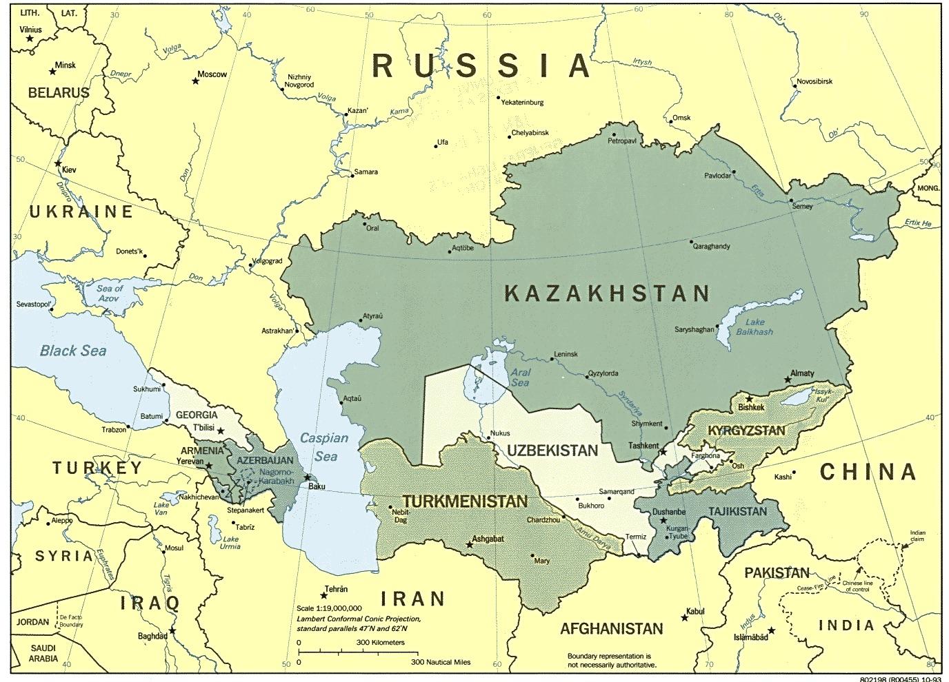 Advierten de peligrosa neumonía con mayor mortalidad que Covid-19 en Kazajstán